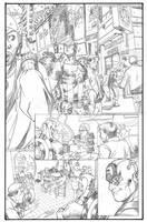 Captain America MOT by ZurdoM