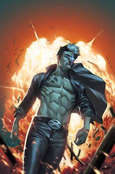 New mutants cover 25