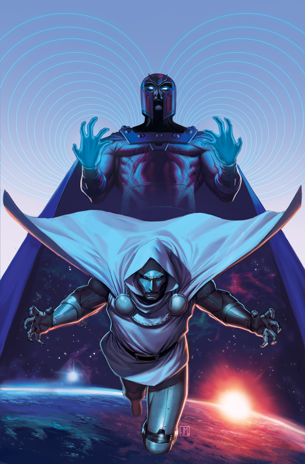 X- Men 16 cover by ZurdoM
