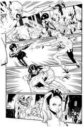 X-MEN 25 Preview by ZurdoM