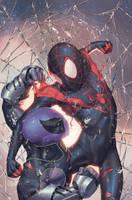 Ultimate Spiderman #12 by ZurdoM