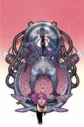 X-MEN 32 COVER by ZurdoM