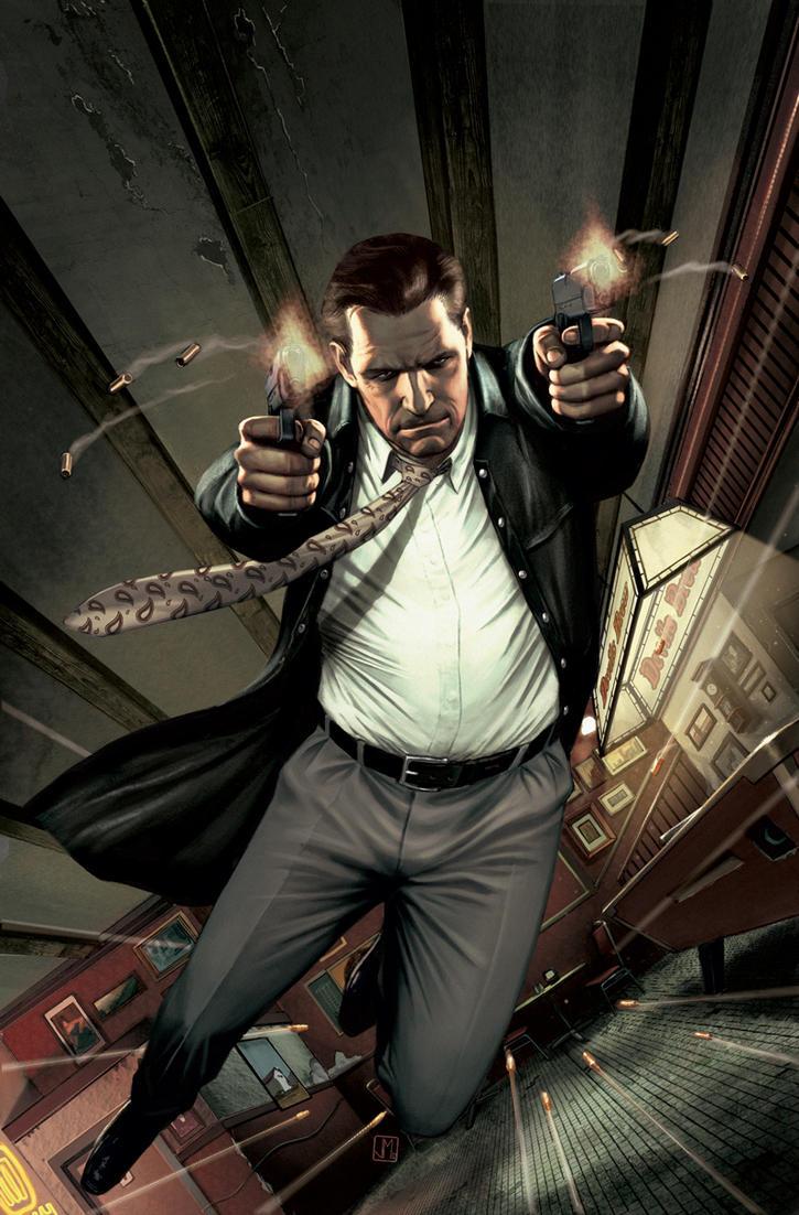 Max Payne 3: Hoboken Blues by ZurdoM