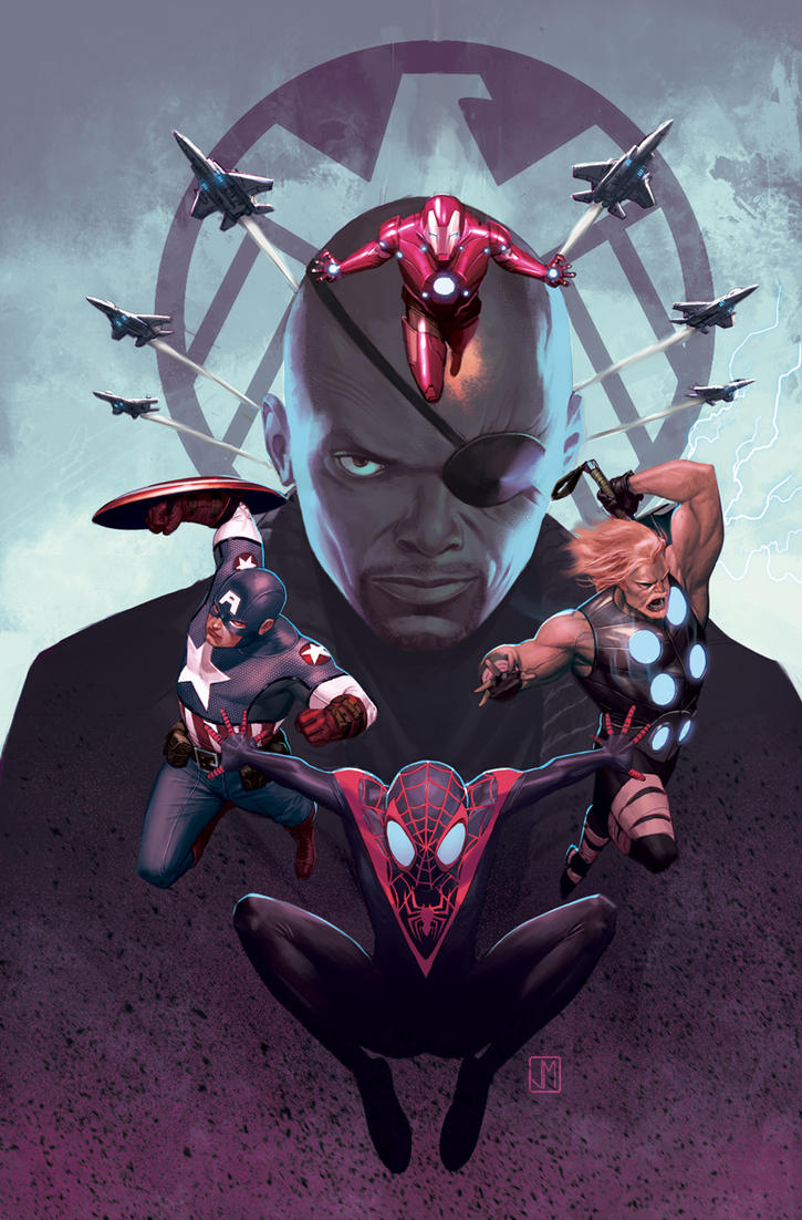 Ultimate Spiderman 16 ...