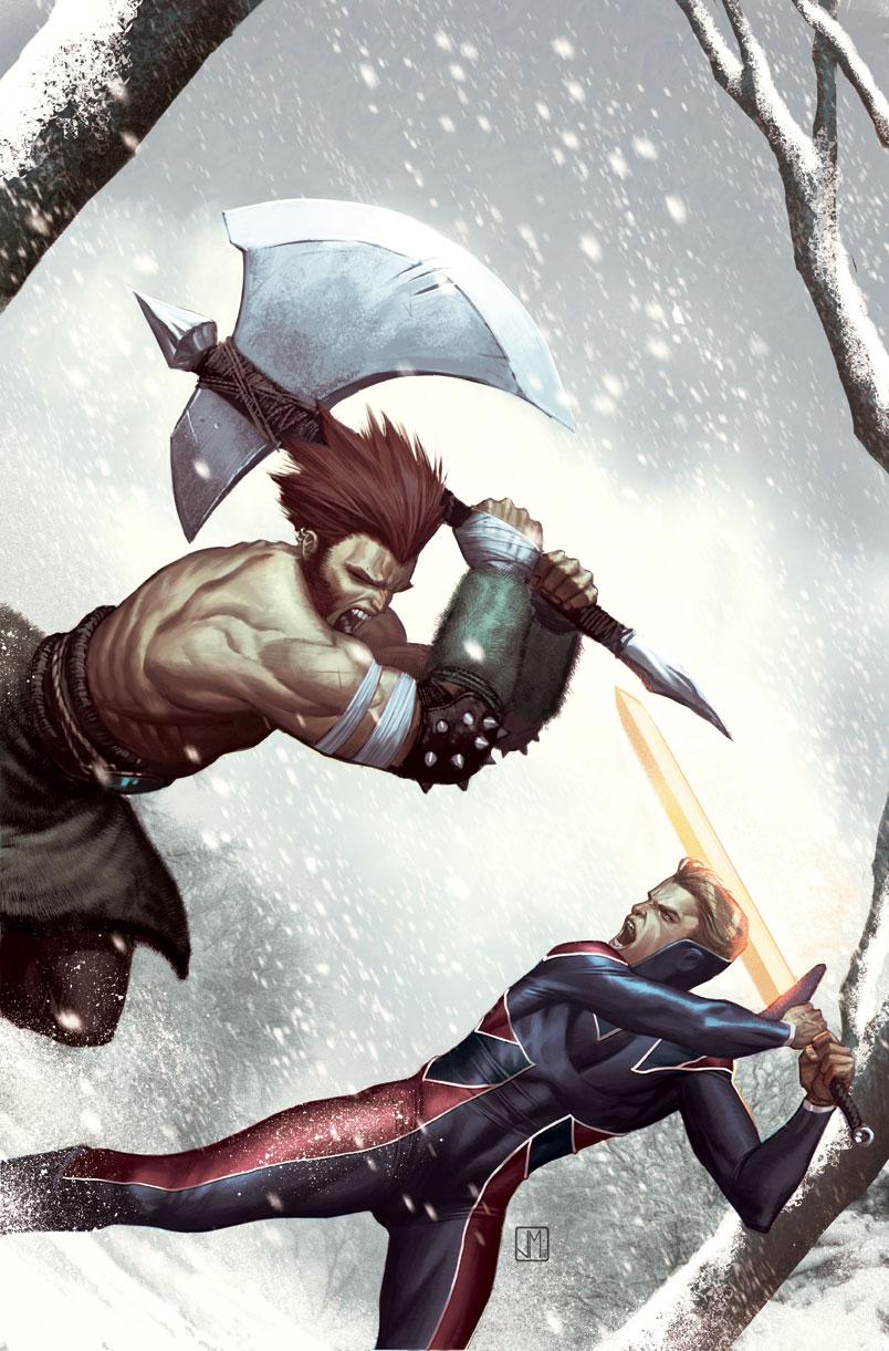 Avengers Arena #6 by ZurdoM