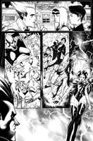 X-Men Legacy #4 by ZurdoM
