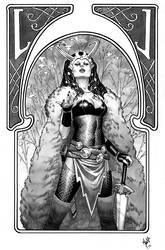 Lady Loki-Commission by ZurdoM