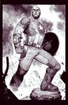 Captain America Now!
