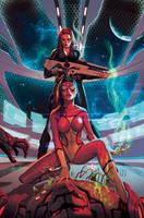 Avengers Assemble #19 by ZurdoM