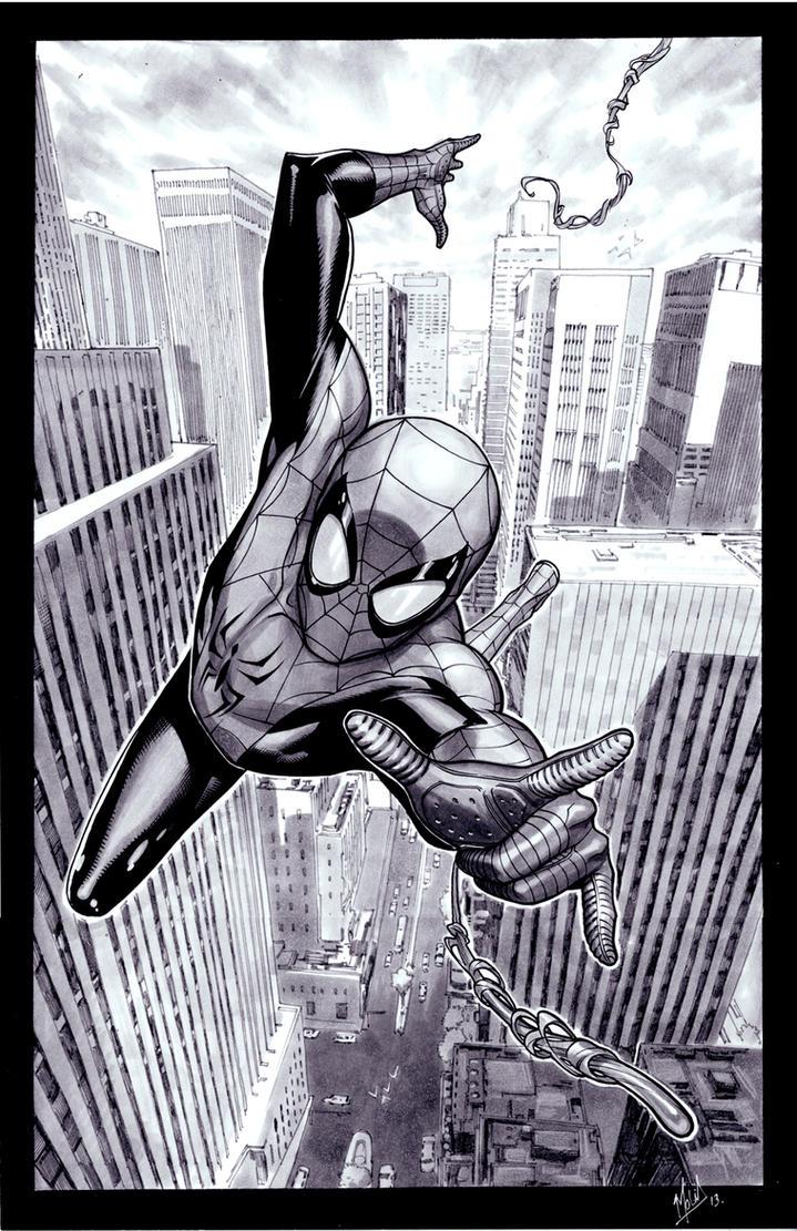 Spiderman Pre-show by ZurdoM