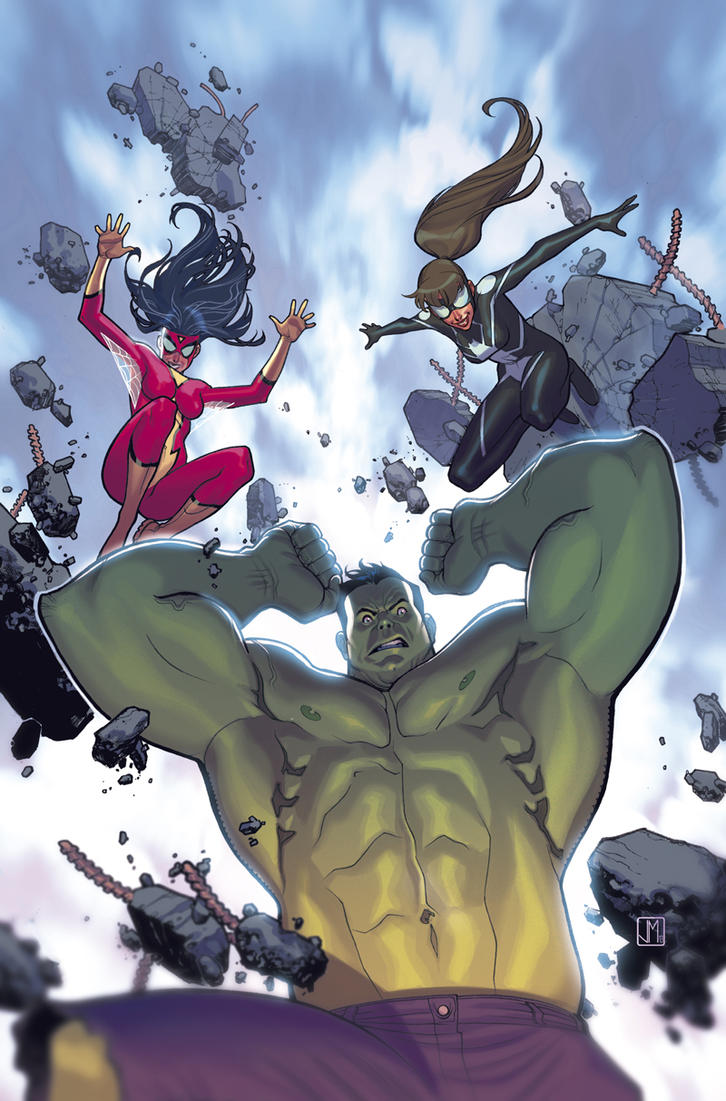 Avengers Assemble #22 by ZurdoM