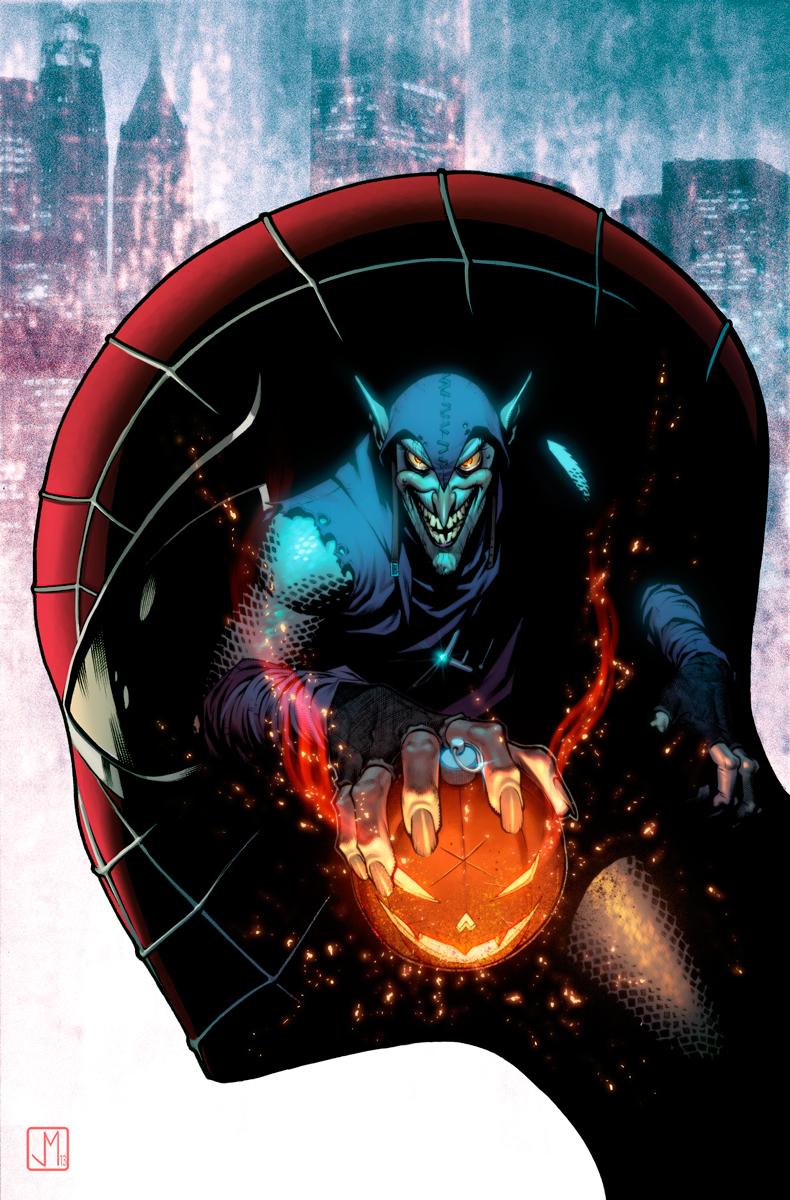 Superior Spider-man #29 by ZurdoM