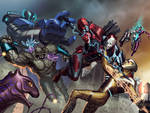 Armor Hunters Chromium Cover