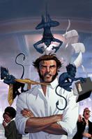 Wolverine and The X-Men #3 by ZurdoM