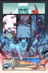 X-FORCE #4 Pages