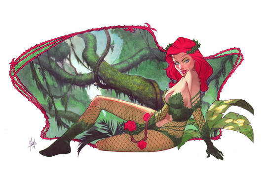 Poison Ivy Commission