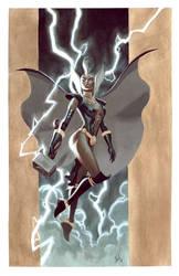 Asgardian Storm by ZurdoM