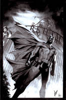 Batman by ZurdoM