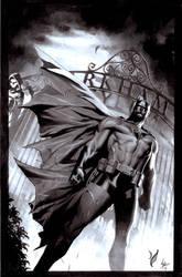 Batman by ZurdoM