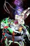Guardians 3000 #1 Deadpool Variant  Cover