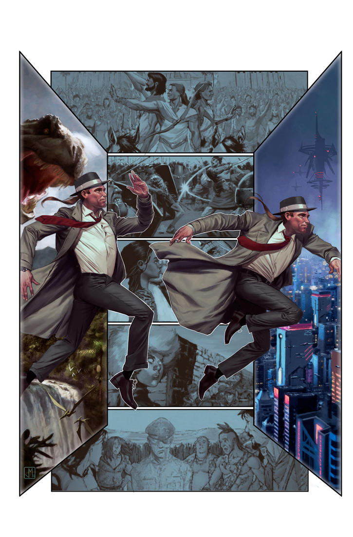 Timewalker #1 by ZurdoM