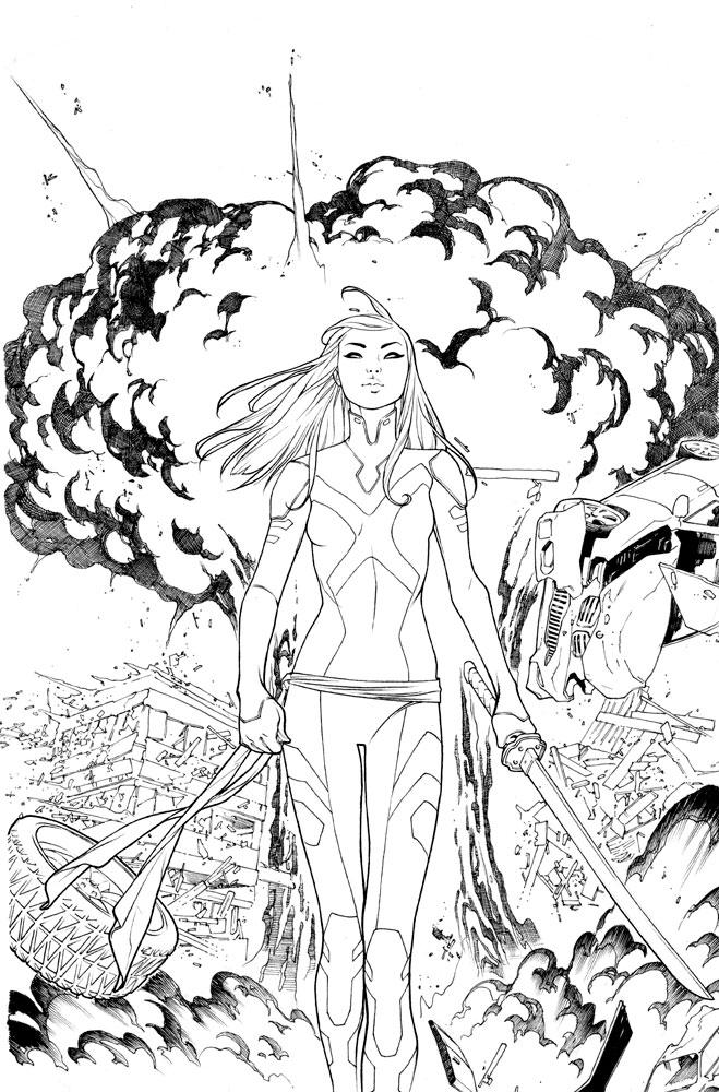 X-Men #25 Preview by ZurdoM