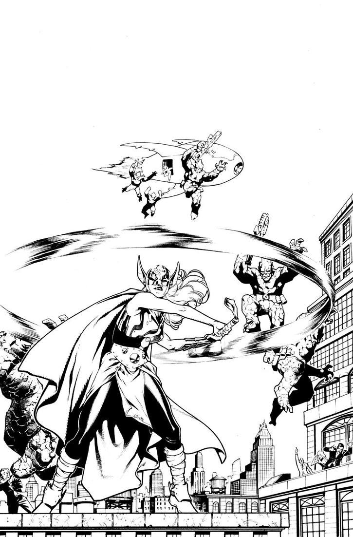Thor #1 by ZurdoM