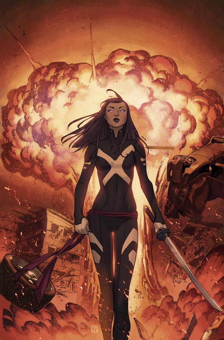X-Men #25 by ZurdoM