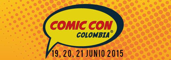Comic Con Colombia by ZurdoM