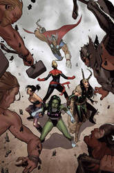 A-Force #3