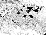 A-Force #1 Inks