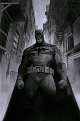 Batman-alley by ZurdoM
