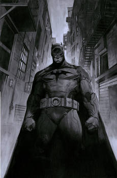 Batman-alley