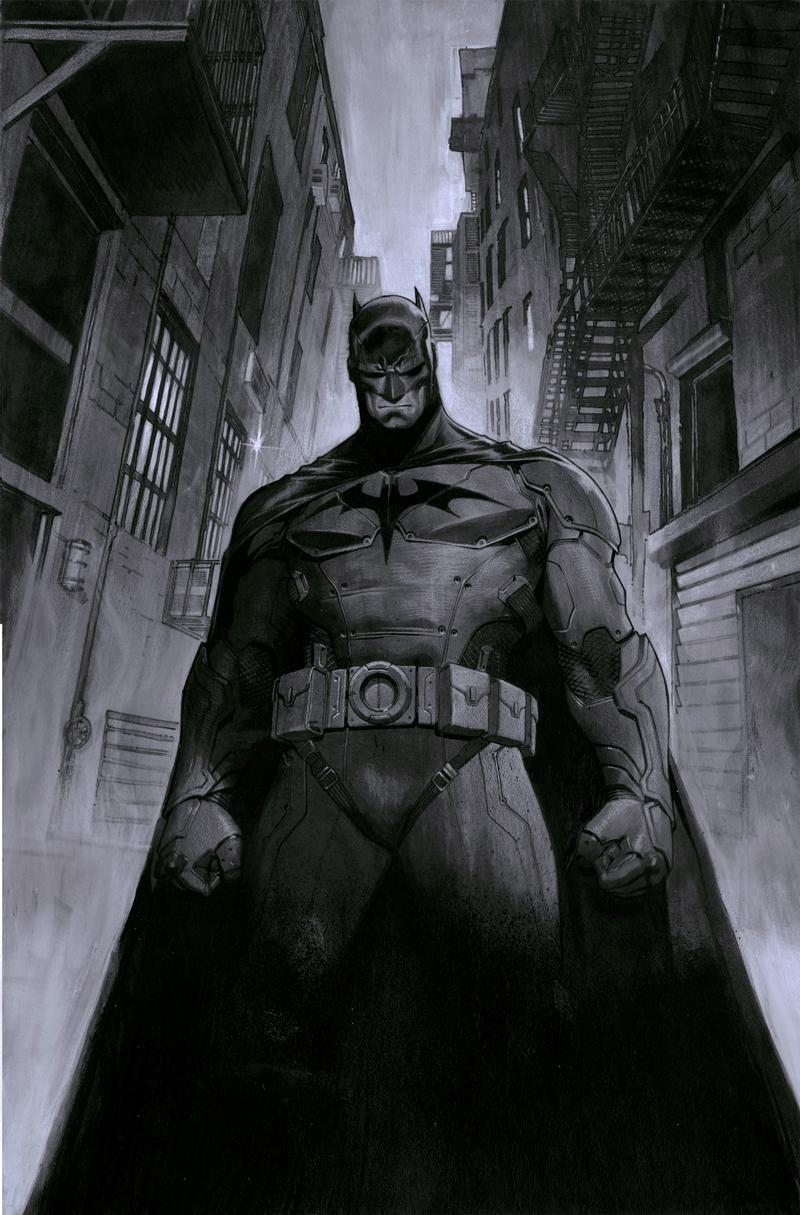 Batman-alley