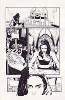 A-Force #3 Pages by ZurdoM