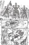 A-Force #3 Pencils