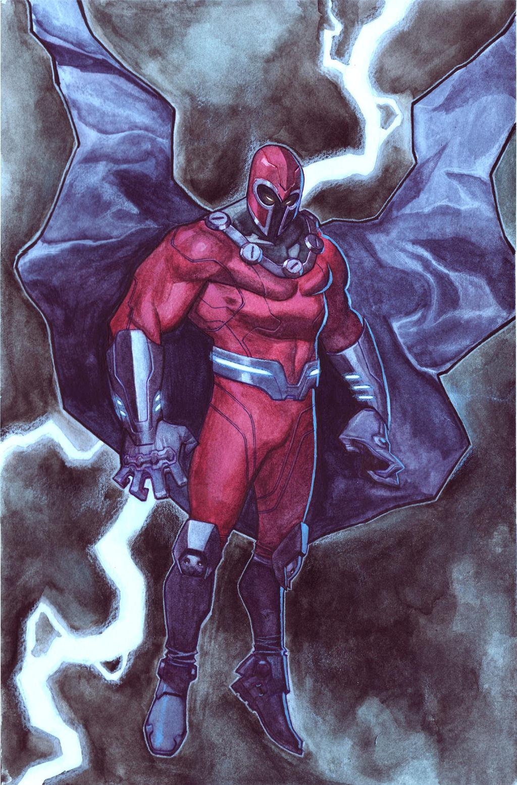Magneto Commission by ZurdoM