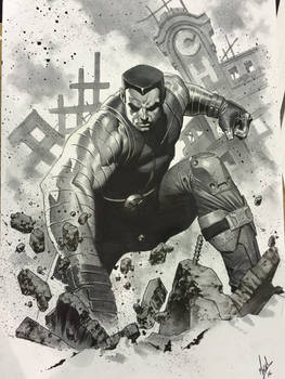 Colossus commission