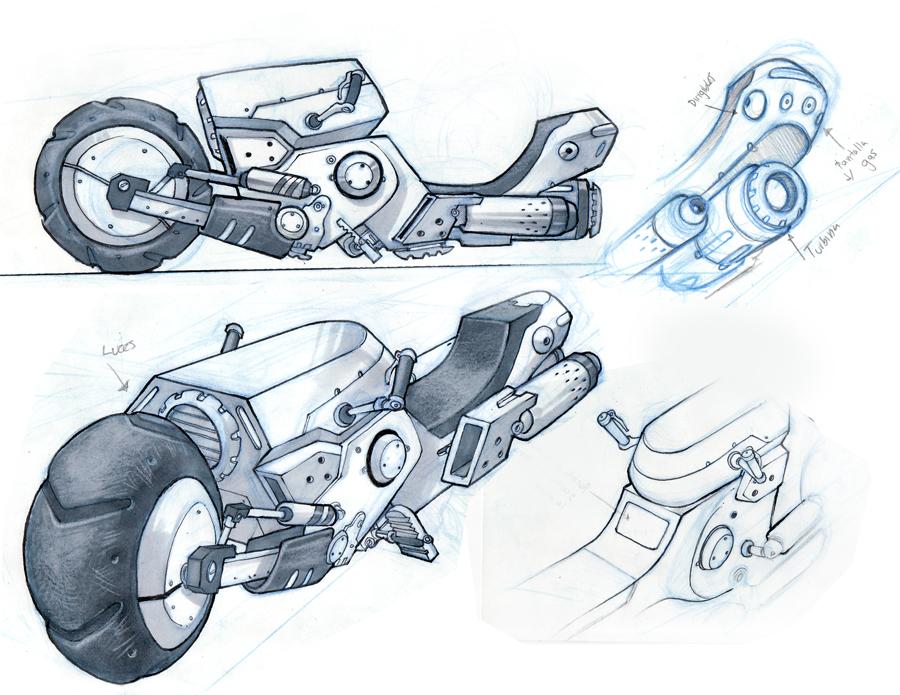 puke bike by ZurdoM