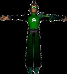 The Green Lanternort by 358-2days