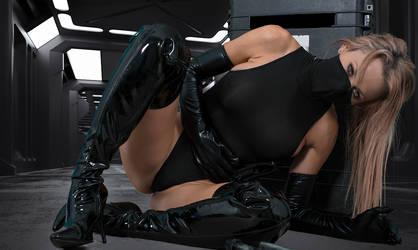 ANA Dark On Patreon by Blacklaceinc