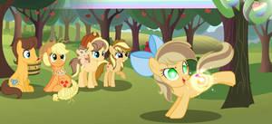 [MLP:NextGen] Candy Apple Earns Her Cutie Mark