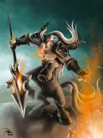 Diablo by Emesse92