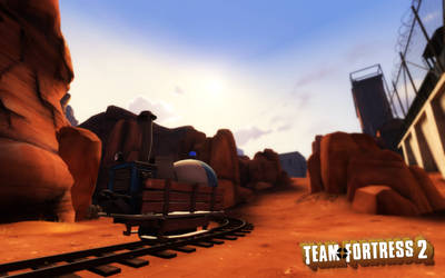 TF2 Wall: Badwater