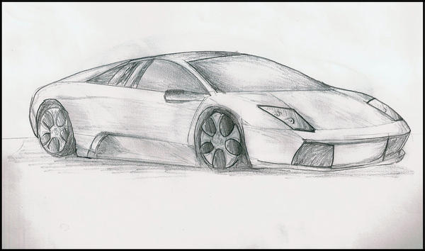 Lamborghini Murchielago by Fironza on DeviantArt