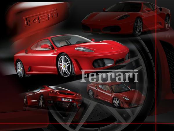Ferrari F430 Wallpaper By Fironza On Deviantart