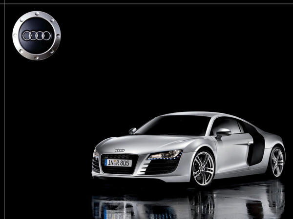 Audi R8 Wallpaper by Fironza