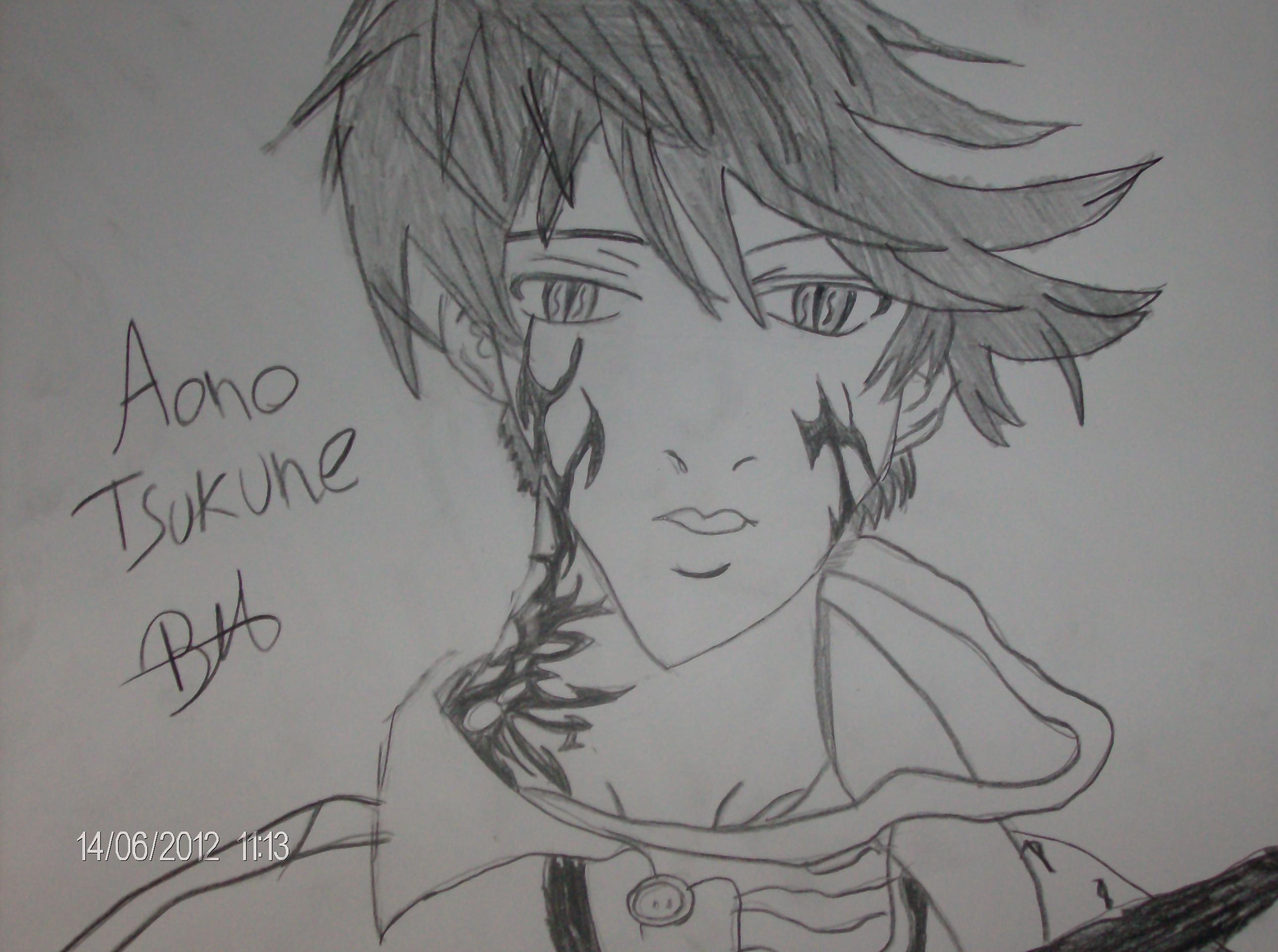 Tsukune Aono  Rosario  Vampire Wiki  FANDOM powered by