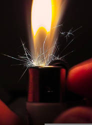 Sparkling Lighter 4 by Klazzera