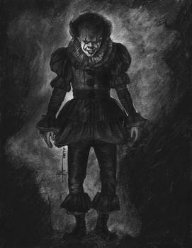 Pennywise (IT) - Commission